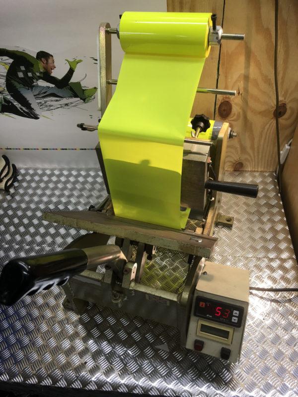 AU180701 - Magmart GP 7/4 - Table Top Foil Stamping Press