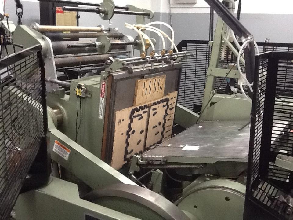 Die Cutting Presses