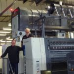 Eagle Systems install the largest Cold Foil Module in the Americas