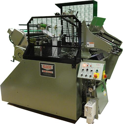 Foil Stamping & Embossing Presses