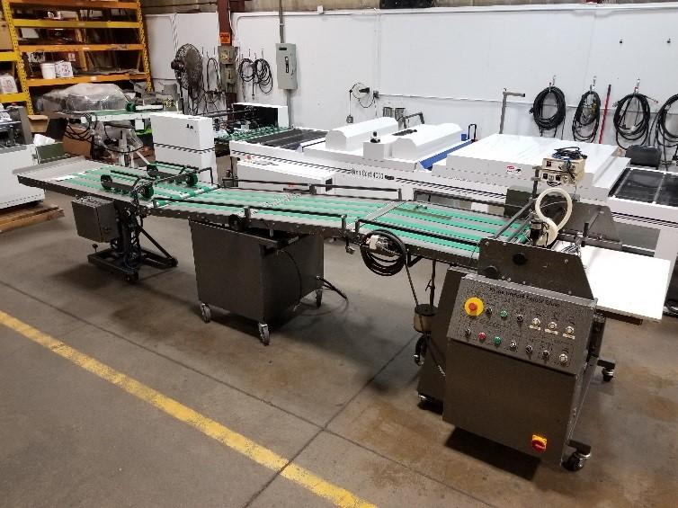 Kluge Unifold Folding & Gluing System